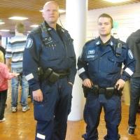 Koulupoliisin ja koulun yhteistyöpäivä