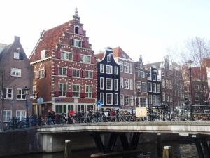 Opetusharjoittelussa United World College Maastrichtissa