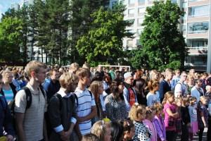 Koulul alkaa ja kesän perennat 130813 093