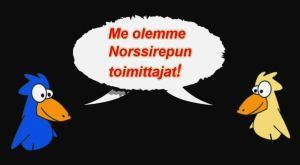 Norssirepun toimittajat 180813