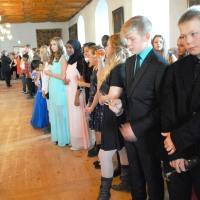 6.-luokkalaisten itsenäisyyspäiväjuhla Turun linnassa 4.12. 2014