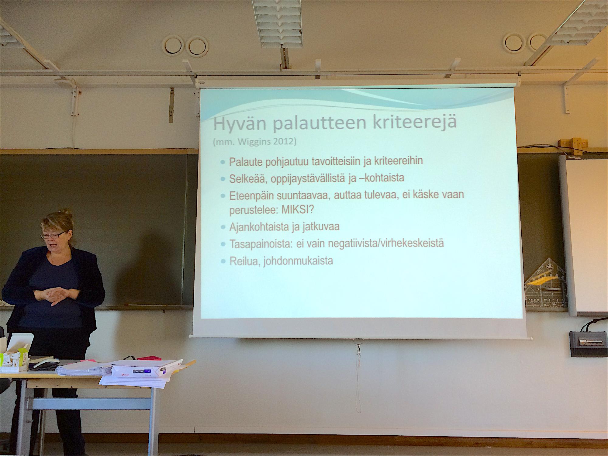 Norssin lukio kehittämässä arviointia ja opettajankoulutusta | AJANKOHTAISTA NORSSISTA