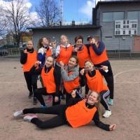 Norssin lukion tytöt voittivat Turun koulujen pesäpallomestaruuden