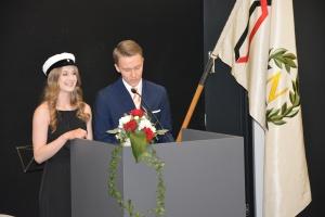 Onnea Norssin uudet ylioppilaat!