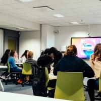 Lukion Erasmus+ -hankkeessa rakennetaan kestävää kehitystä