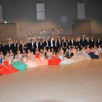 Lukion kakkoset häikäisivät tanssiparketilla