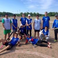 Yläkoulujen pesäpallomestarit 2018